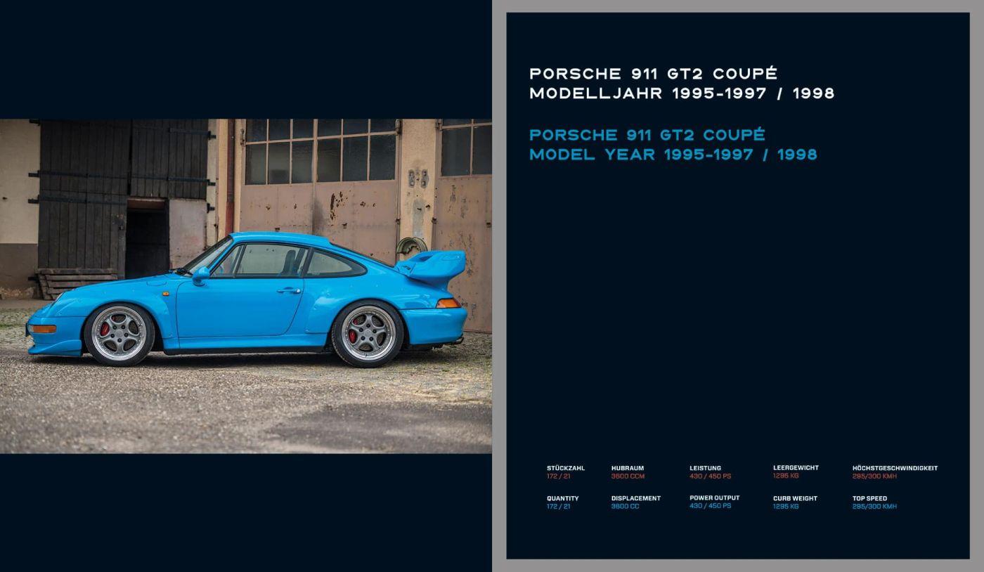 Porsche 993 – 25 YEARS_GT2_911