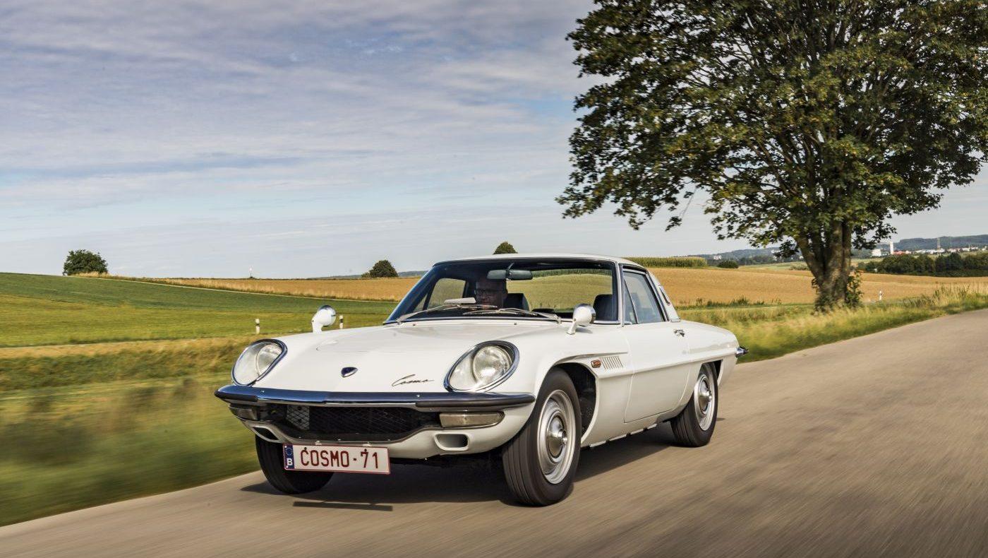100 Jahre Mazda Cosmo 100 S 1971 (1)