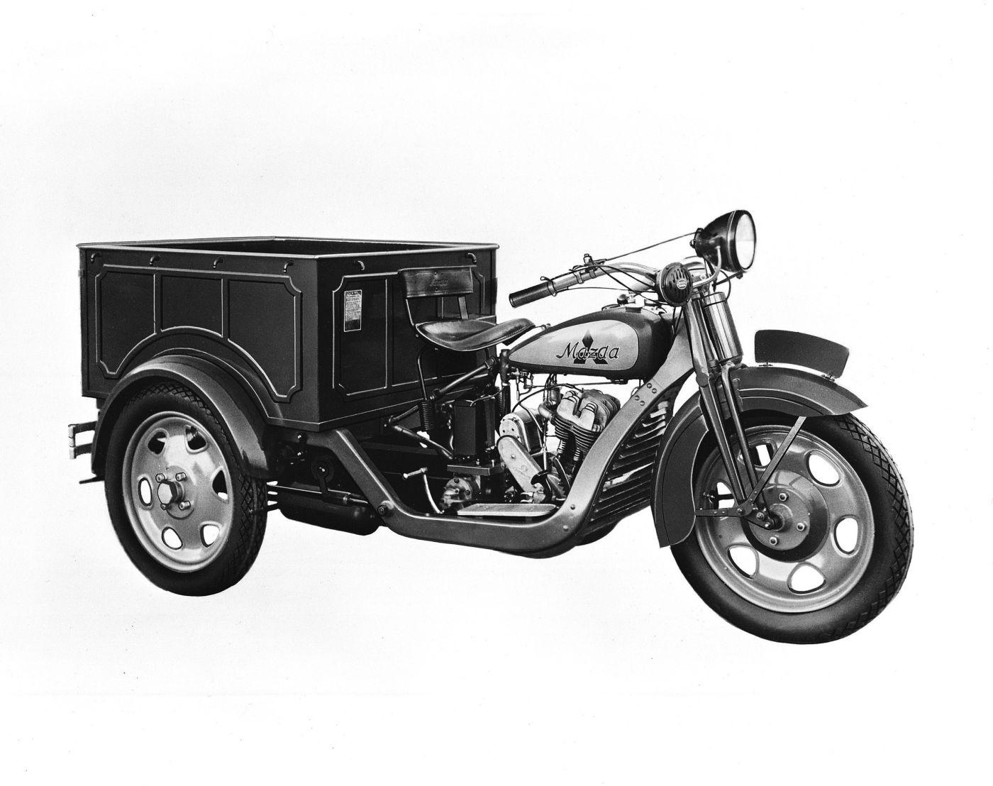 100 Jahre Mazda-Go 1931