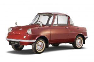 100 Jahre Mazda R360 Coupe 2