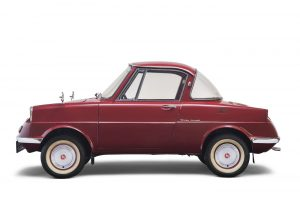 100 Jahre Mazda R360 Coupe 3