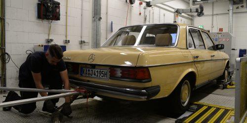 OCC Kolumne | 38 Jahre alter Mercedes 240D sauberer als moderner BMW X3