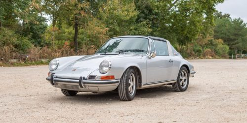 Wertstabile Klassiker Teil 9: Porsche 911 T Targa F-Modell