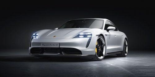 Kolumne Zeitsprünge | Neue Ära mit dem Porsche Taycan