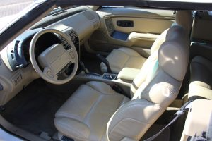 Chrysler LeBaron als Preis der Spendenaktion