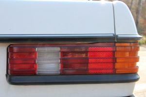Mercedes-Benz 240 D als Preis der Spendenaktion