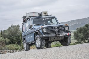 Mercedes-Benz G-Klasse 300 GD W 460 (65)