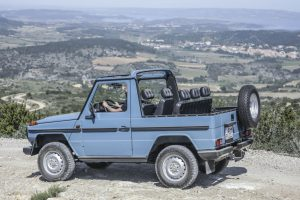 Mercedes-Benz G-Klasse 300 GD W 460 (66)