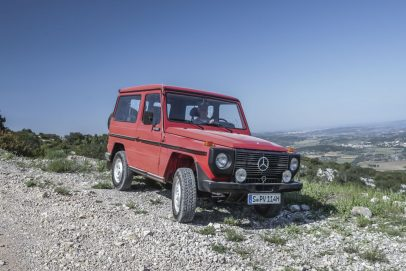 Mercedes-Benz G-Klasse G 230 1980 W 460 (70)