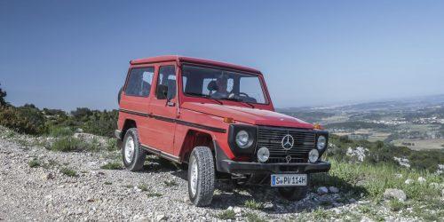 Mercedes-Benz G-Klasse – Die unendliche G-eschichte