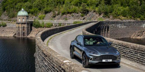 Kolumne Zeitsprünge   Aston Martin DBX – Der Liebling von Q – und James B.