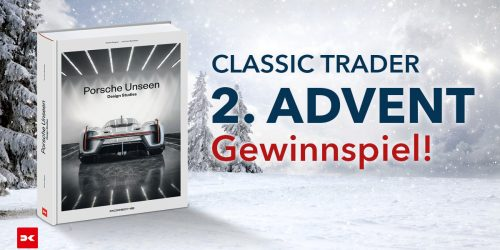 Die Classic Trader Adventsverlosung 2020 – 2. Advent