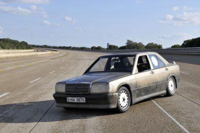 Mercedes-Benz 190 E 2.3-16 W 201 Weltrekord Nardo 1983 (6)