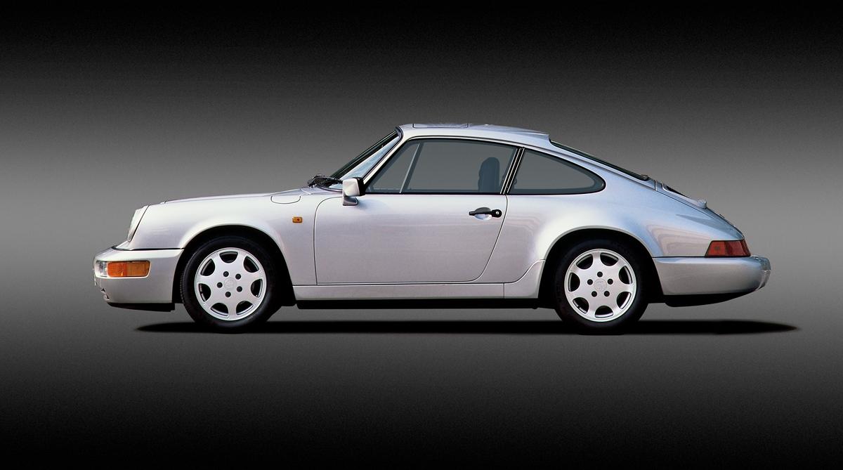Porsche 964 6