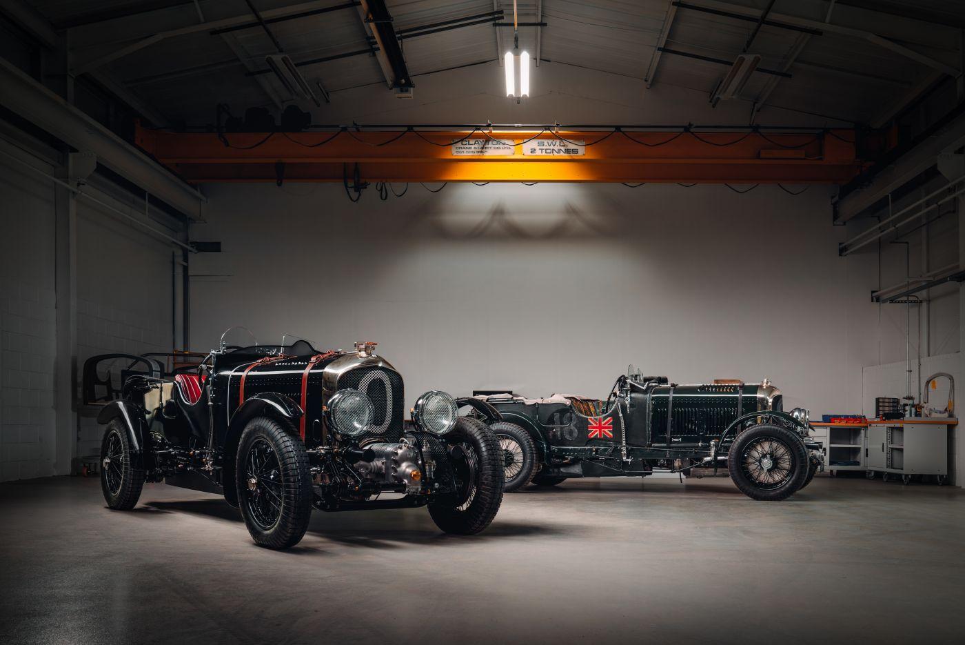 Bentley Blower Car Zero (3)