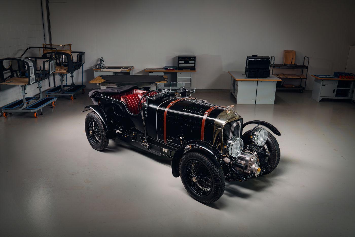 Bentley Blower Car Zero (4)