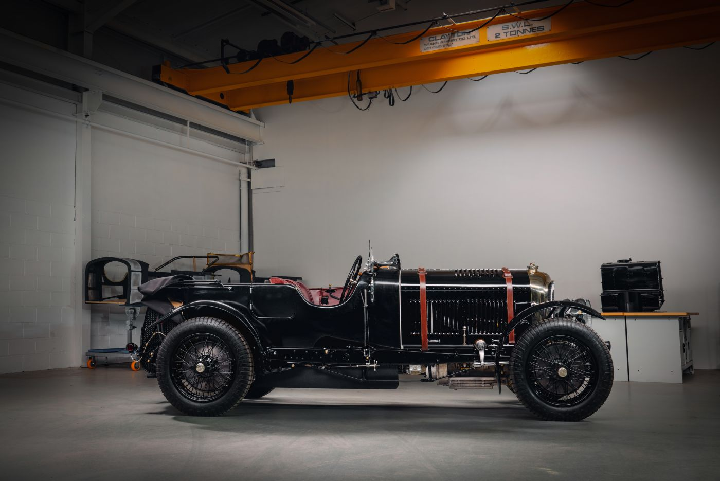 Bentley Blower Car Zero (5)