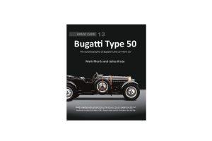 Bugatti Type 50 Cover