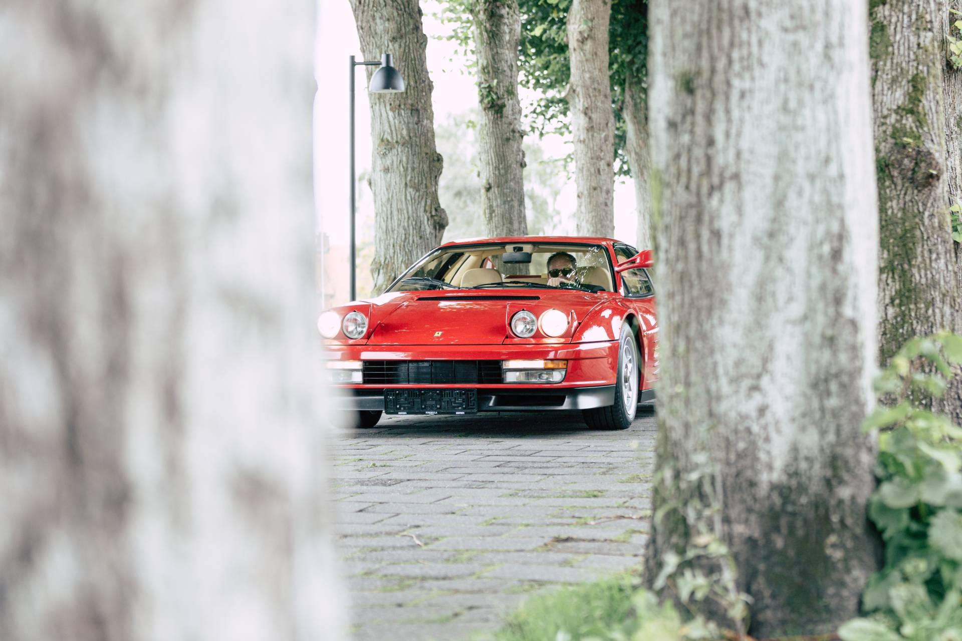 Ferrari Testarossa 2