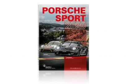 Gruppe C Motorsport Verlag Porsche Sport 2020 Cover