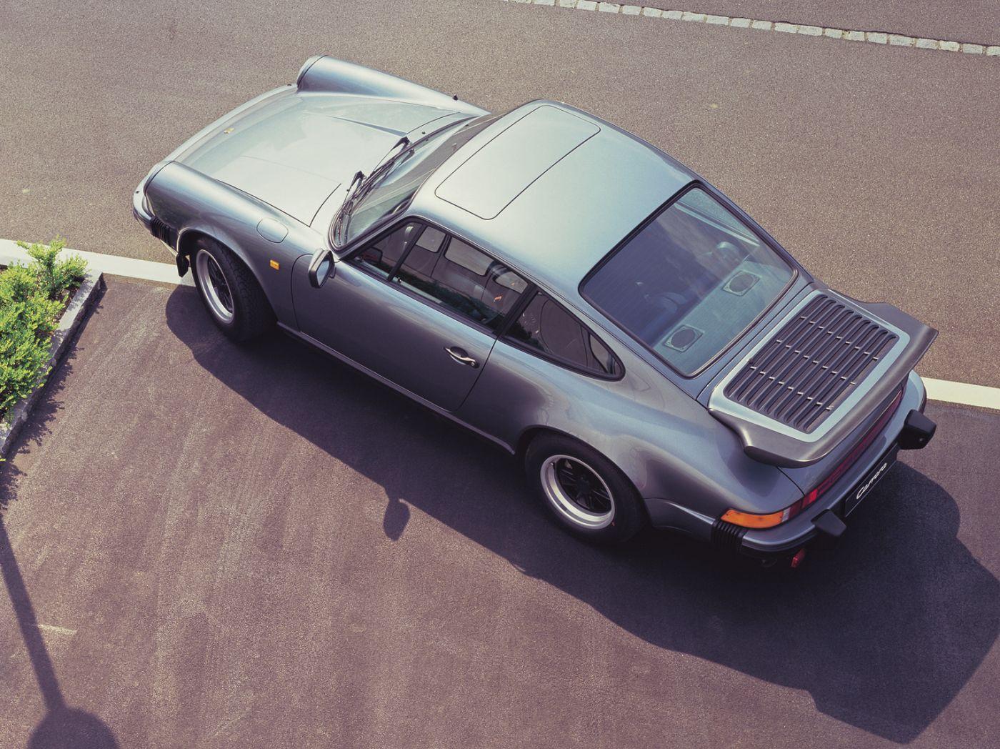 Porsche 911 Carrera G-Modell 1984 (1)