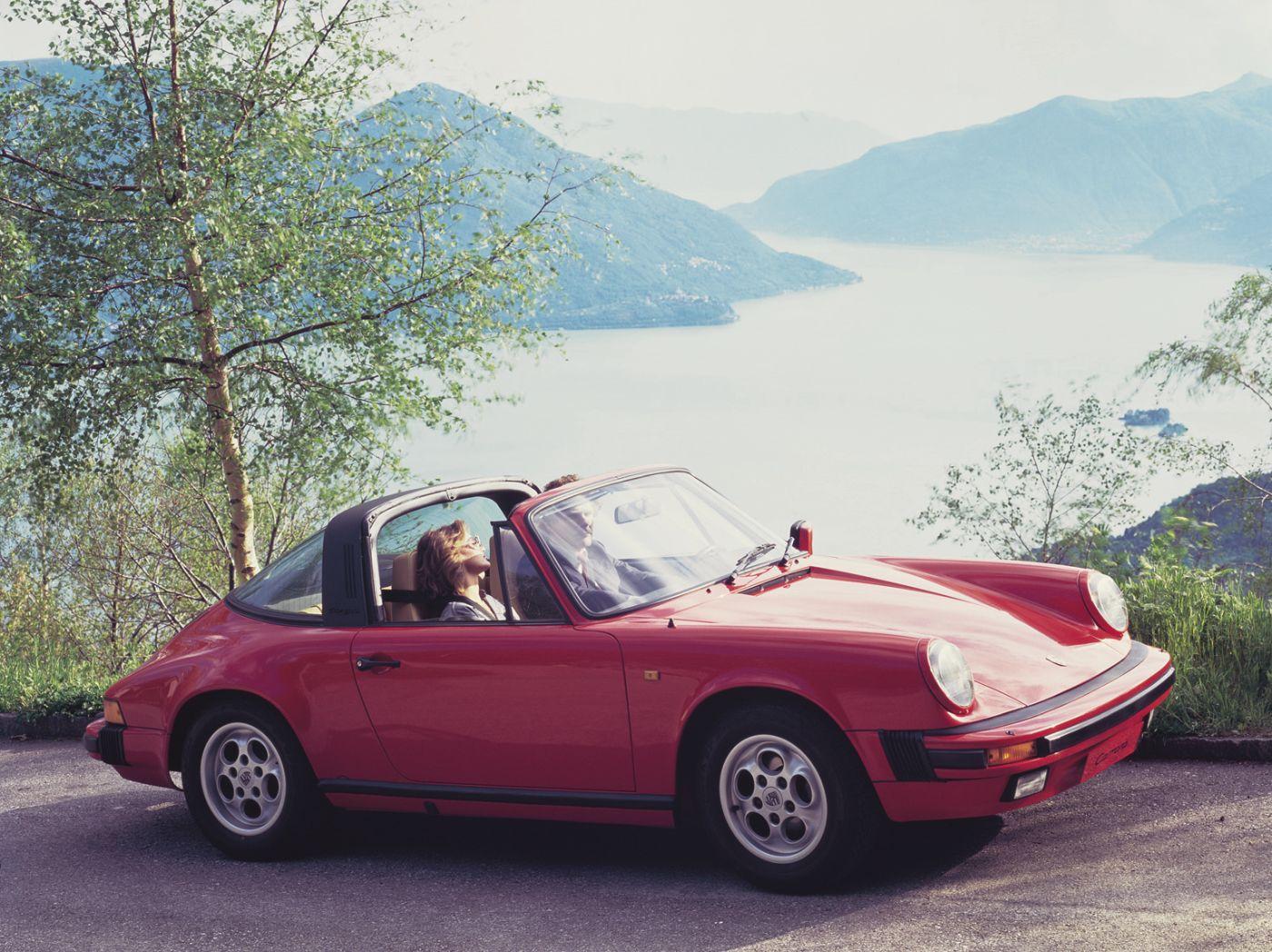 Porsche 911 Carrera G-Modell 1984 (2)