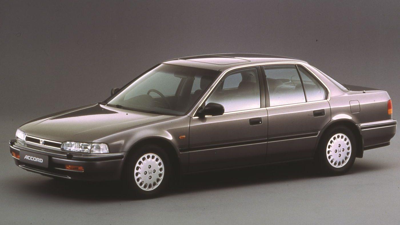 1990 Honda Accord (1)
