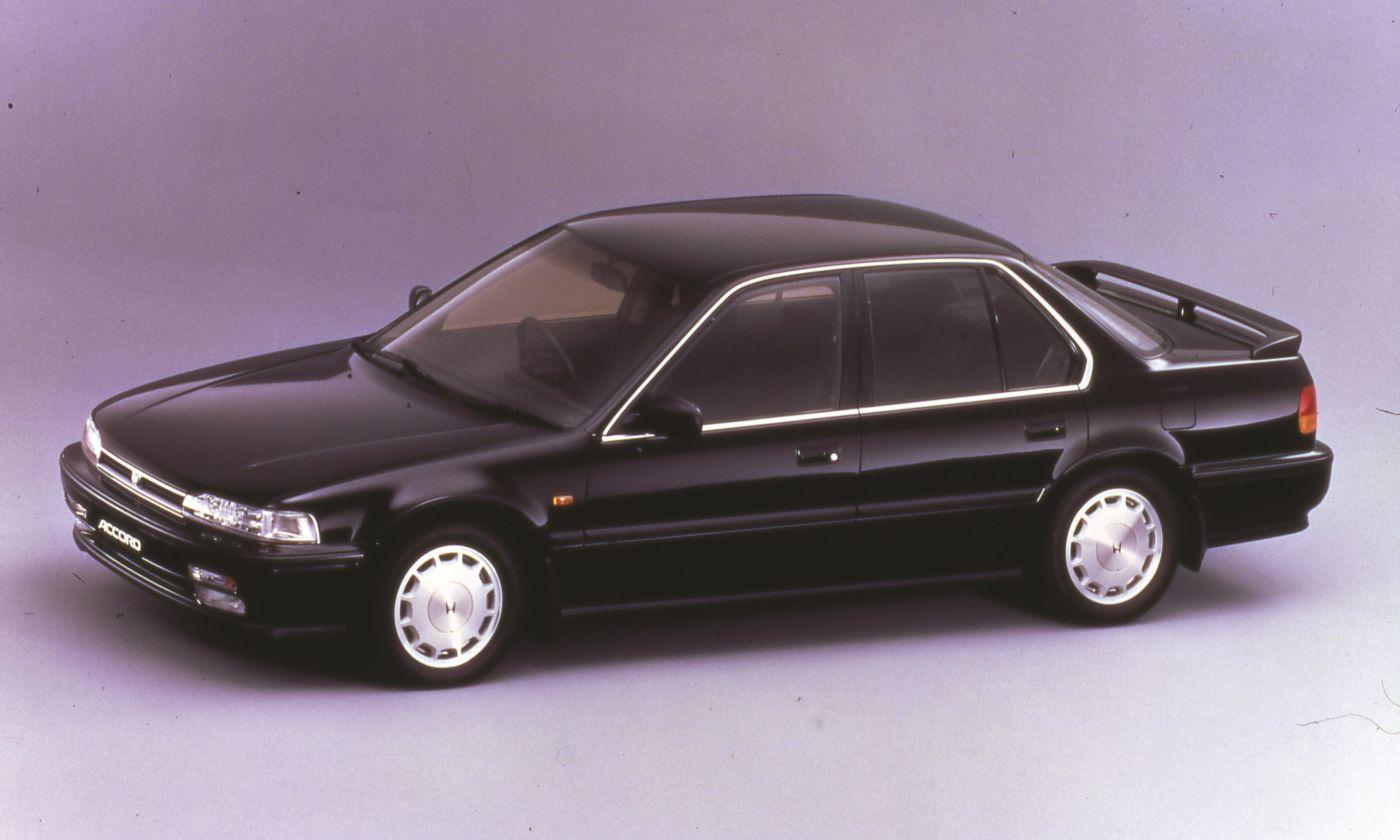 1990 Honda Accord (2)