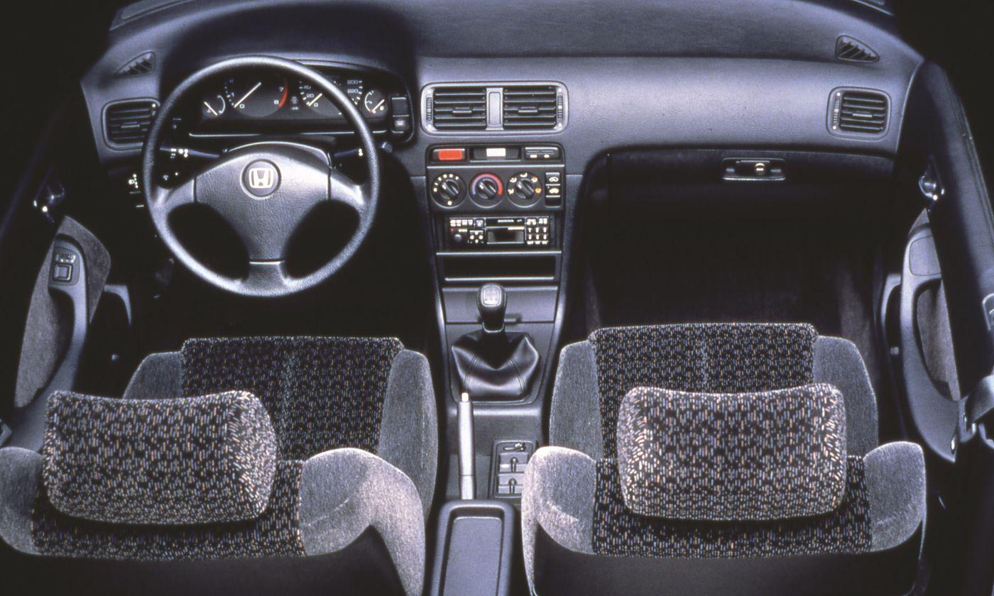 1990 Honda Accord Interieur (4)