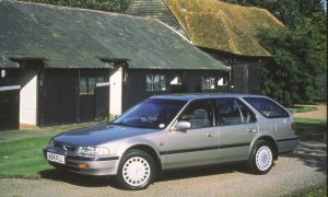 1990 Honda Accord Estate Kombi (1)
