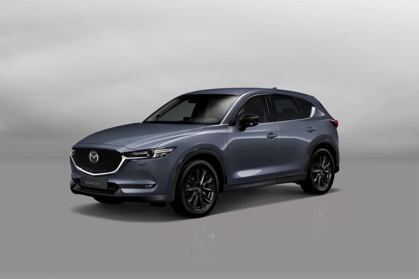 2021 Mazda CX-5 Homura (3)