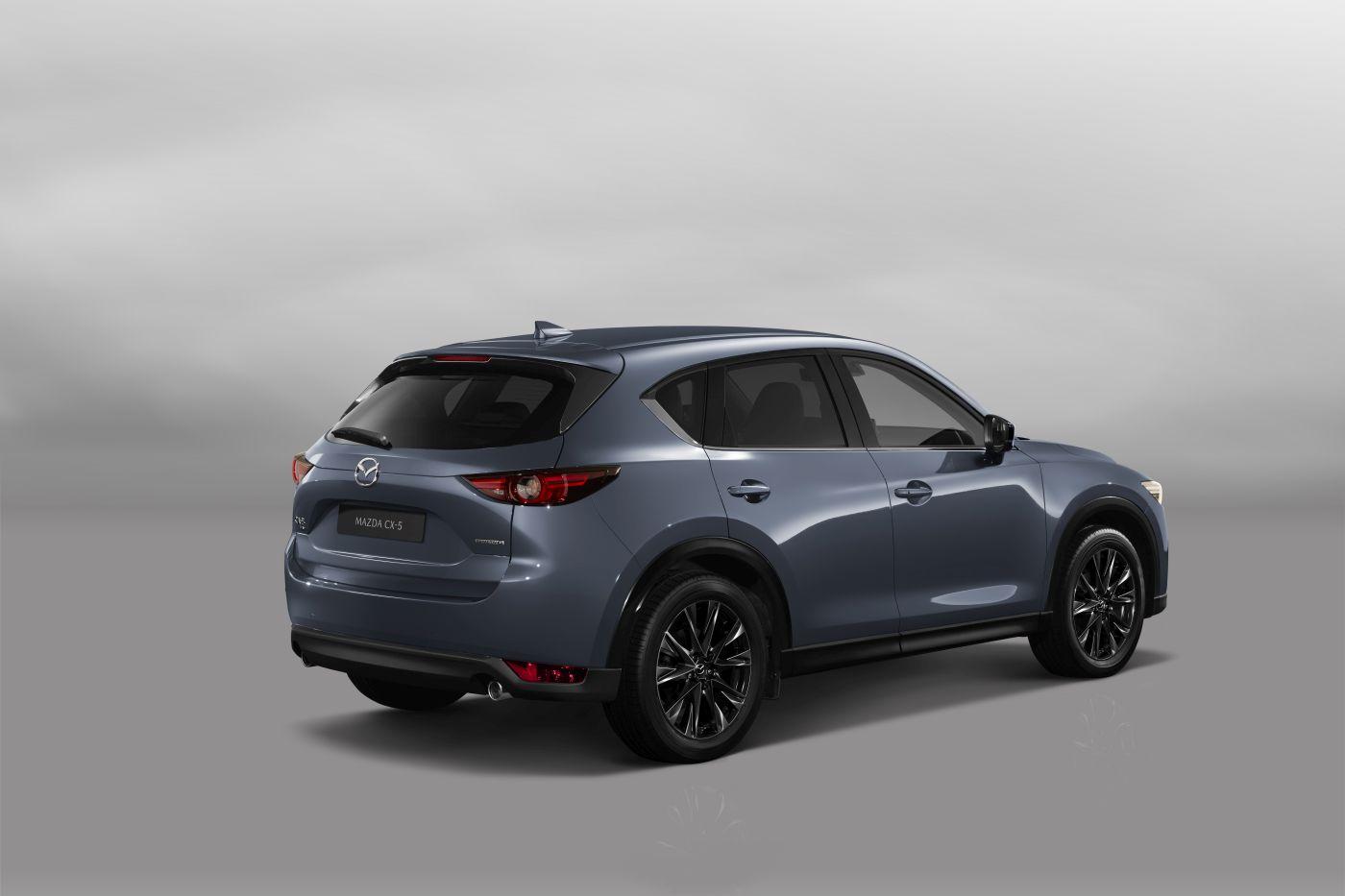 2021 Mazda CX-5 Homura (4)