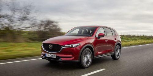 Kolumne Zeitsprünge   Mazda CX-5 – Frisch überarbeitet