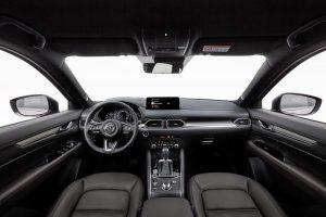 2021 Mazda CX-5 Magmarot Metallic Interieur (12)