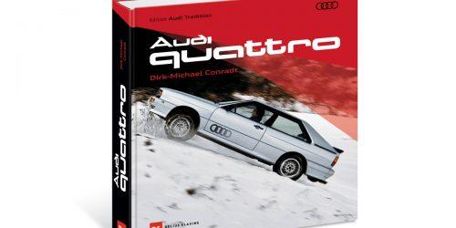 Buchtipp | Der Audi quattro änderte alles