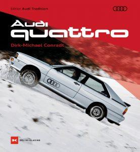 Audi quattro titel Delius Klasing