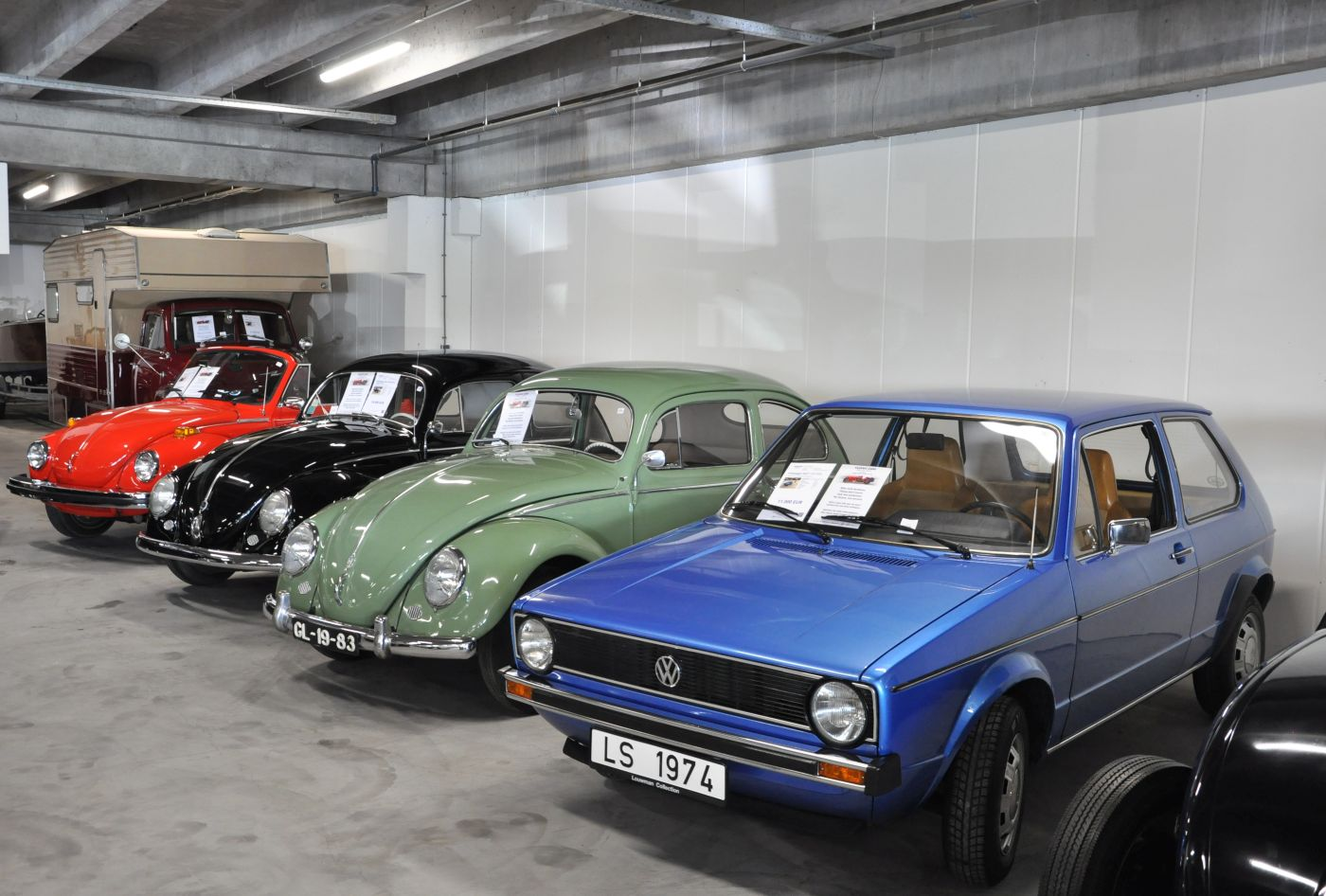 Classic Cars Pop-Up Store 2021