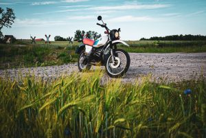 Classic Trader Magazin 2/2021 Off-Road BMW R80 GS (2)