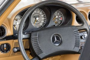 Mercedes-Benz R 107 280 SL 1976 Lenkrad (8)