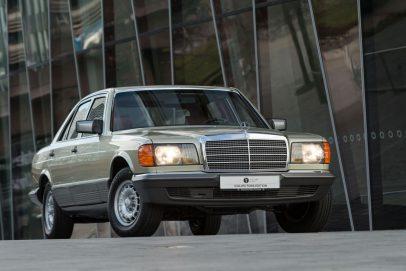 Mercedes-Benz S-Klasse W 126 280 SE 1982 (1)