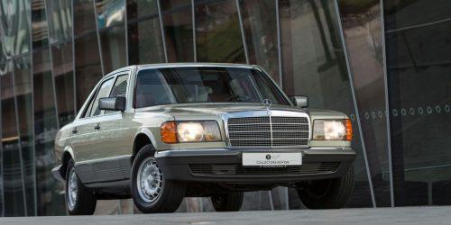 Mercedes-Benz S-Klasse W 126 Kaufberatung