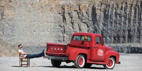 Pick-Ups – Amerikanische Arbeitstiere