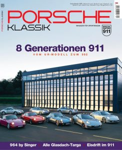 Porsche Klassik Titel 8 Generationen 911