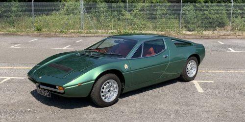 Die Maserati Merak Kaufberatung – Der kleine Maserati mit dem französischen Herz