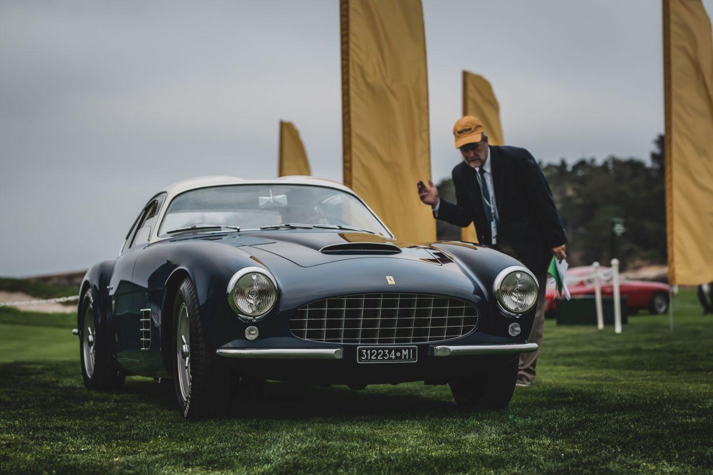 Ferrari 250 MM Zagato