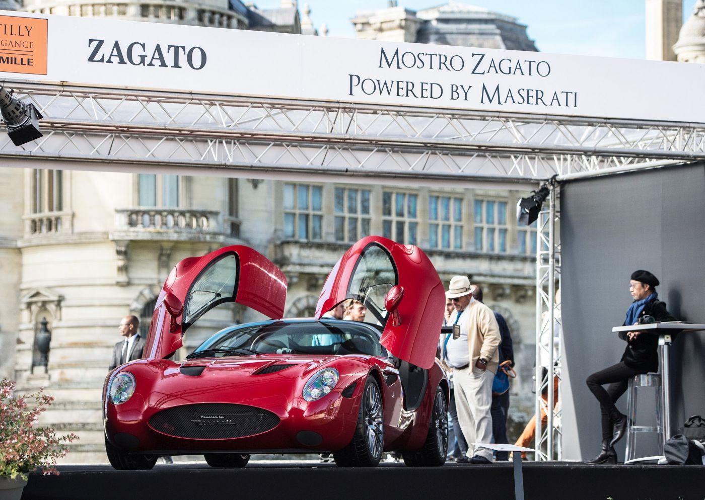Maserati Mostro Zagato