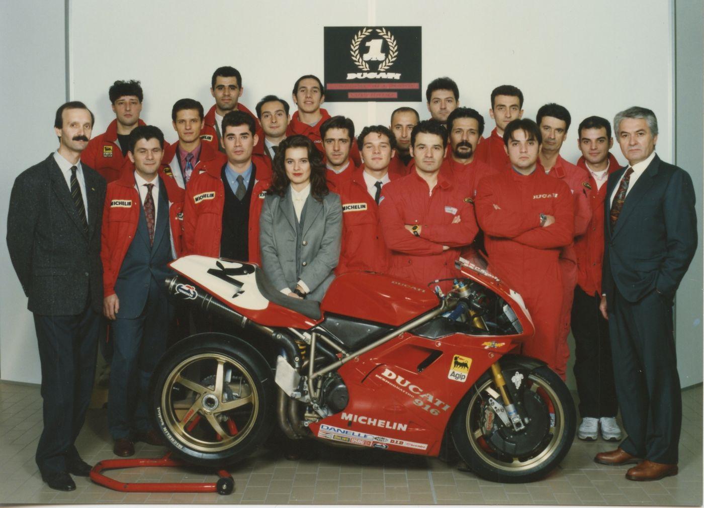 Massimo Tamburini Ducati 916 (1)