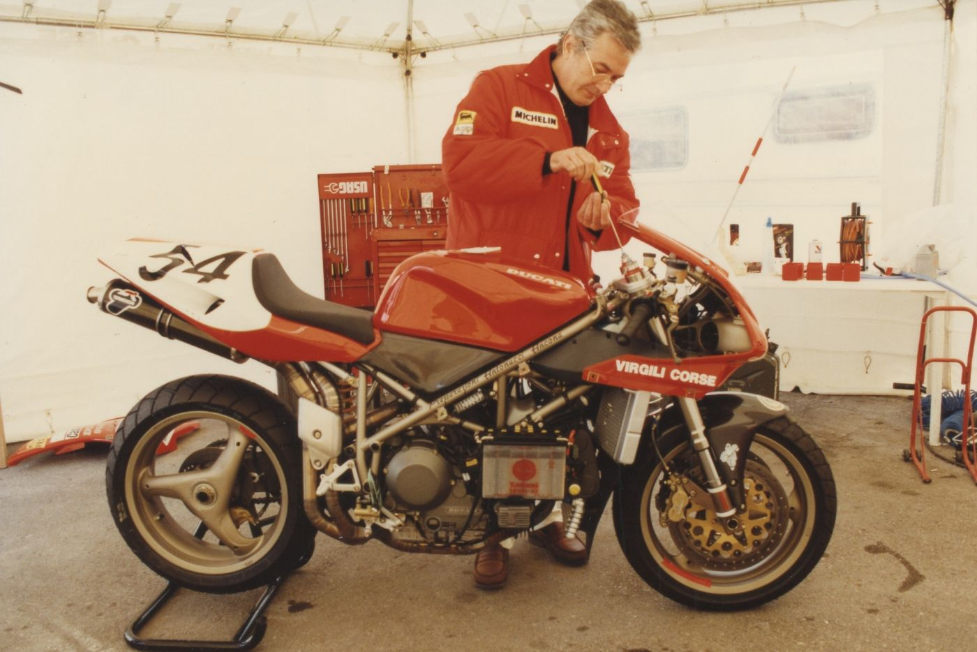Massimo Tamburini Ducati 916 (2)