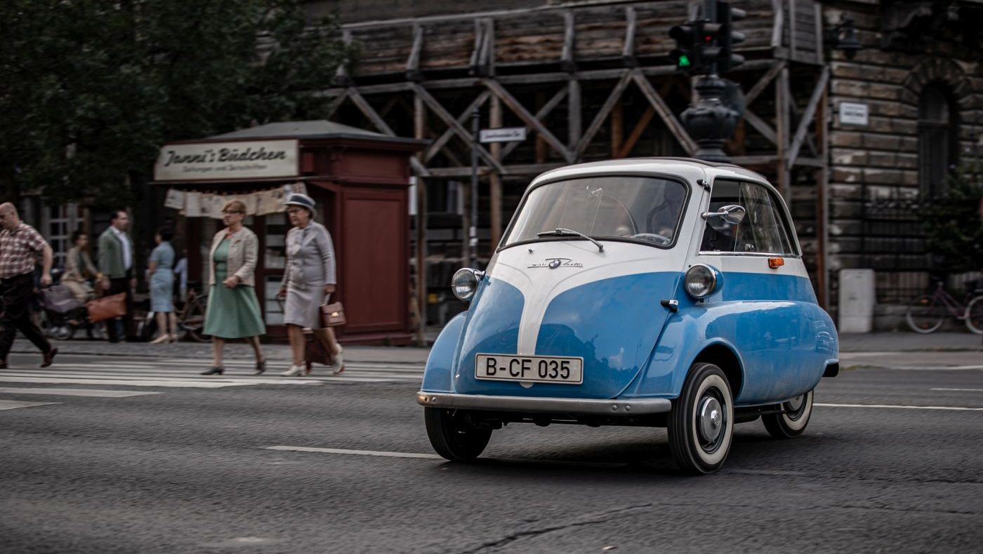 The Small Escape BMW Isetta (2)