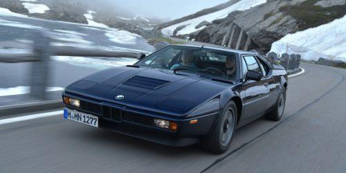 BMW M1 – Bayerns wahrer Supersportler der 70er